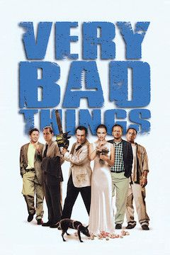 Very Bad Things movie poster.