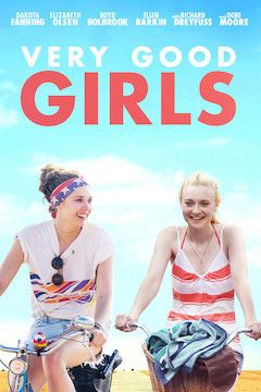 Very Good Girls movie poster.