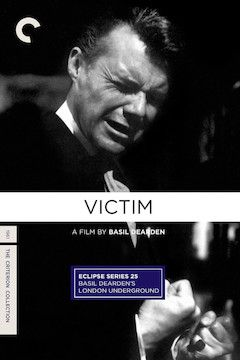 Victim movie poster.