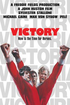 Victory movie poster.