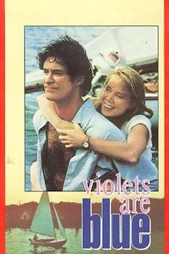 Violets Are Blue movie poster.