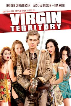 Poster for the movie Virgin Territory
