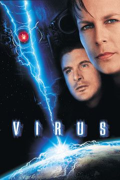 Virus movie poster.