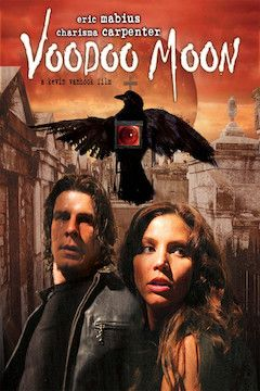 Voodoo Moon movie poster.