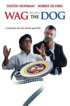 Wag the Dog movie poster.