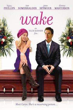Wake movie poster.