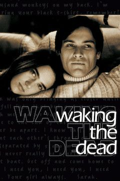 Waking the Dead movie poster.