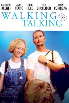 Walking and Talking movie poster.