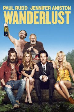 Poster for the movie Wanderlust