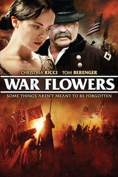 War Flowers movie poster.