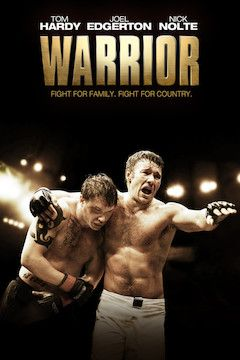 Warrior movie poster.