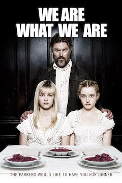 Poster for the movie We Are What We Are
