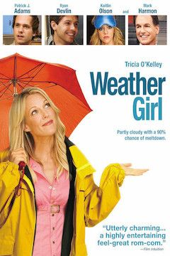 Weather Girl movie poster.