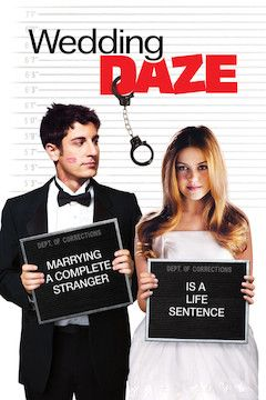 Wedding Daze movie poster.