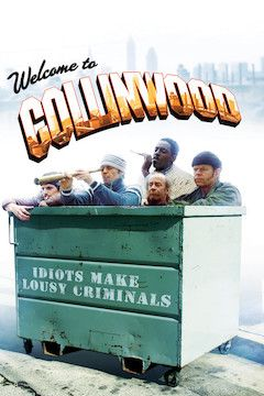 Welcome to Collinwood movie poster.
