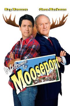 Welcome to Mooseport movie poster.