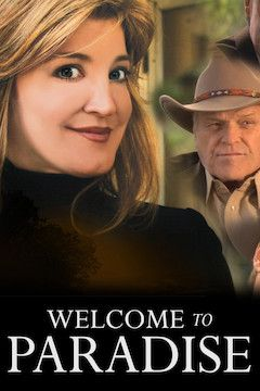 Poster for the movie Welcome to Paradise