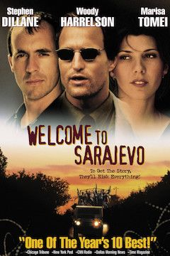 Welcome to Sarajevo movie poster.