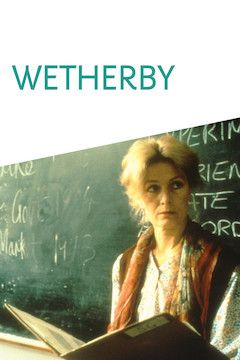 Wetherby movie poster.