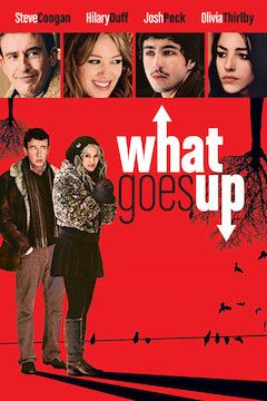 Poster for the movie What Goes Up