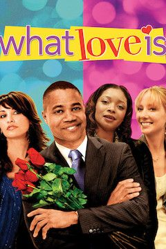 What Love Is movie poster.