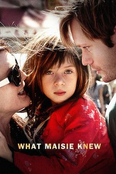 What Maisie Knew movie poster.