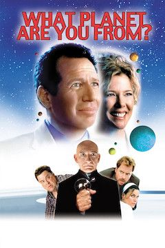What Planet Are You From? movie poster.