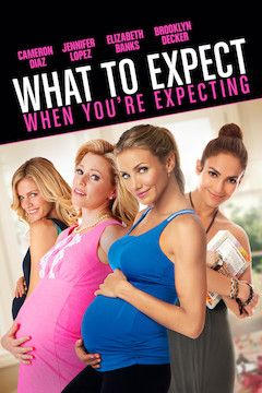 What to Expect When You're Expecting movie poster.