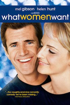 What Women Want movie poster.