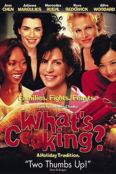 What's Cooking? movie poster.