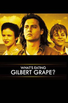 What's Eating Gilbert Grape? movie poster.