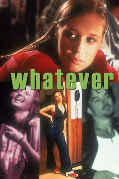 Whatever movie poster.