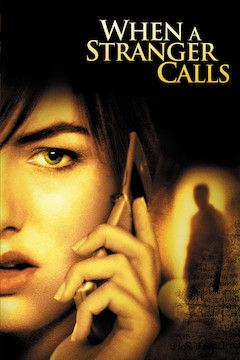 When a Stranger Calls movie poster.