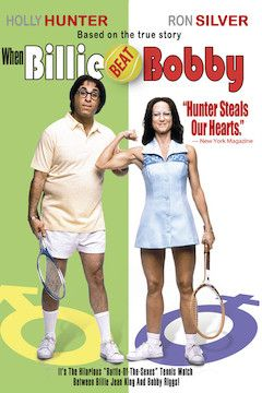 When Billie Beat Bobby movie poster.