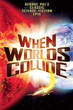 When Worlds Collide movie poster.