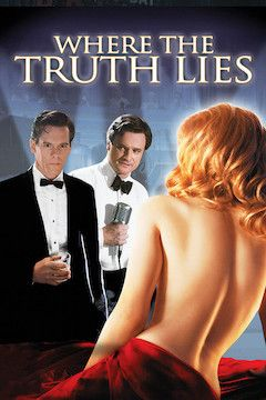 Poster for the movie Where the Truth Lies