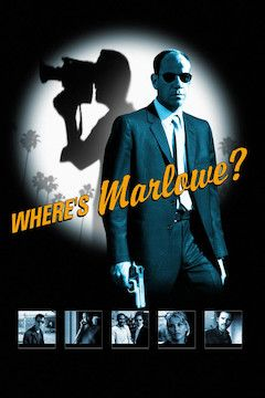 Where's Marlowe? movie poster.