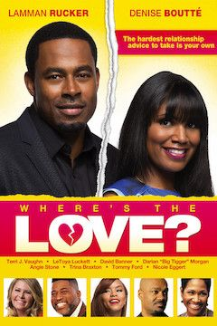 Where's the Love? movie poster.