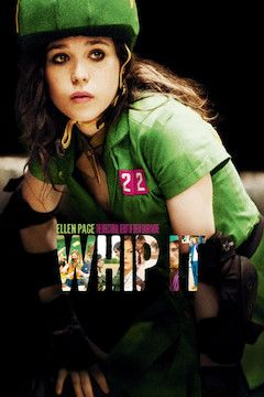 Whip It movie poster.