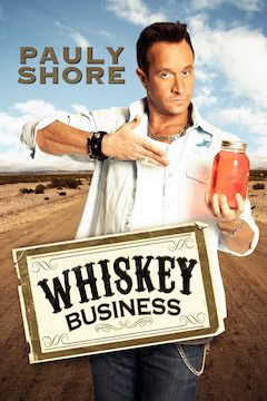 Whiskey Business movie poster.