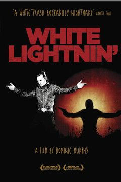 White Lightnin' movie poster.