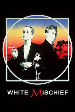White Mischief movie poster.