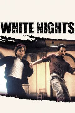 Poster for the movie White Nights