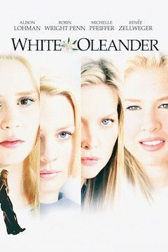 Poster for the movie White Oleander