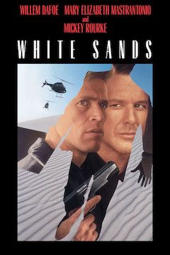 White Sands movie poster.