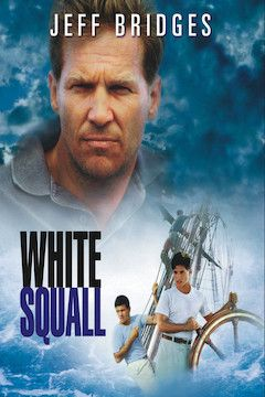 White Squall movie poster.