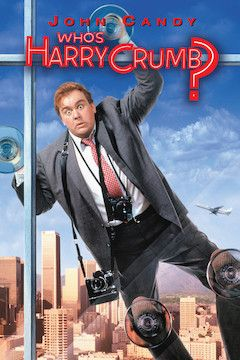 Who's Harry Crumb? movie poster.