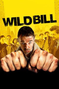 Wild Bill movie poster.