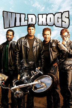 Poster for the movie Wild Hogs