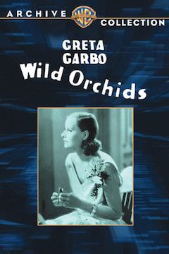 Wild Orchids movie poster.